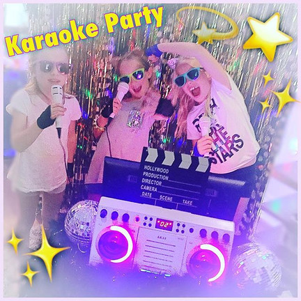 Our Karaoke Parties are totally taking o