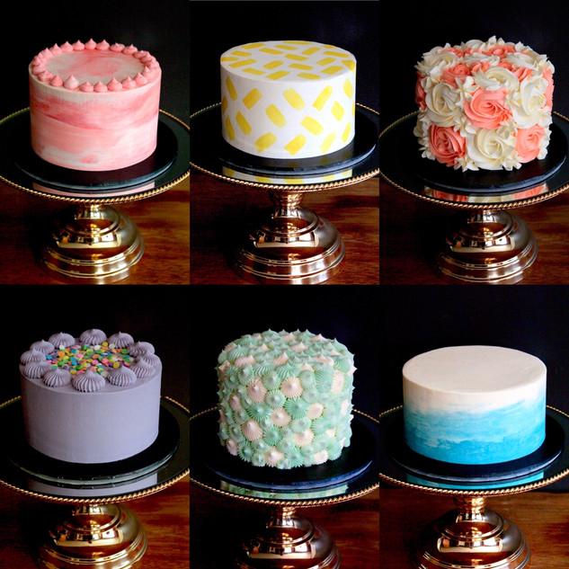 Baby Smash Cakes