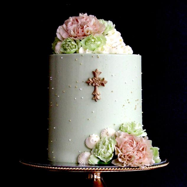 Christening/Batism Cake