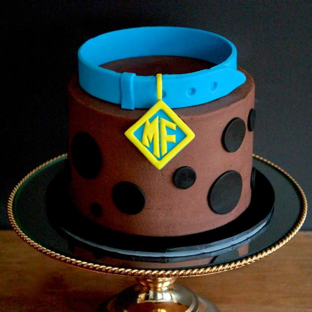 Scooby Do cake