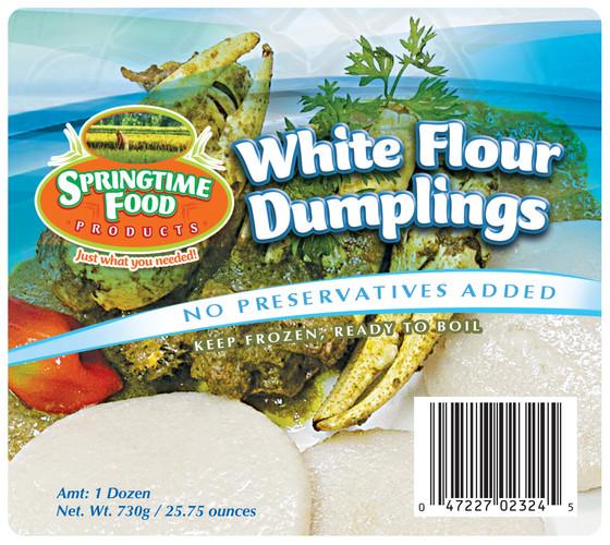 Springtime Foods Digital Label