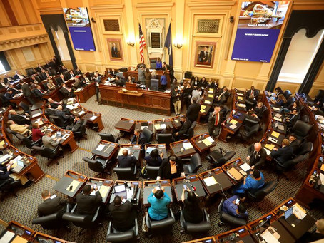 Two Bills Proposing Ranked Choice Voting Pass Virginia House of Delegates!