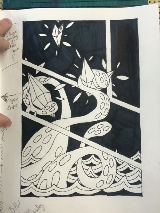 kraken sketch