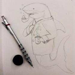 Instagram - Dapper shark