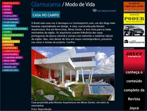 Morato Arquitetura no Blog da Joyce Pascowitch