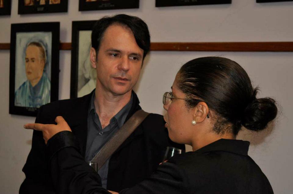 Coquetel da Premiação: Ulisses Morato e Cláudia Pires, presidente do IAB-MG