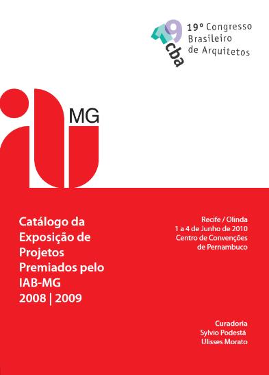 Ulisses Morato realiza curadoria de exposição do IAB-MG no 19º Congresso Brasileiro de Arquitetos