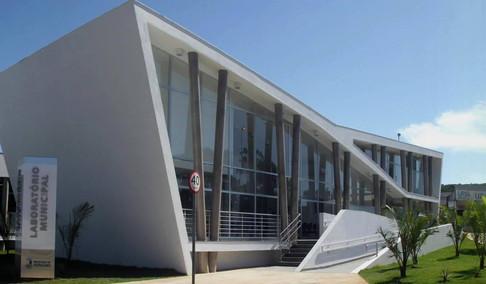 Laboratório Municipal de Vespasiano - MG é inaugurado