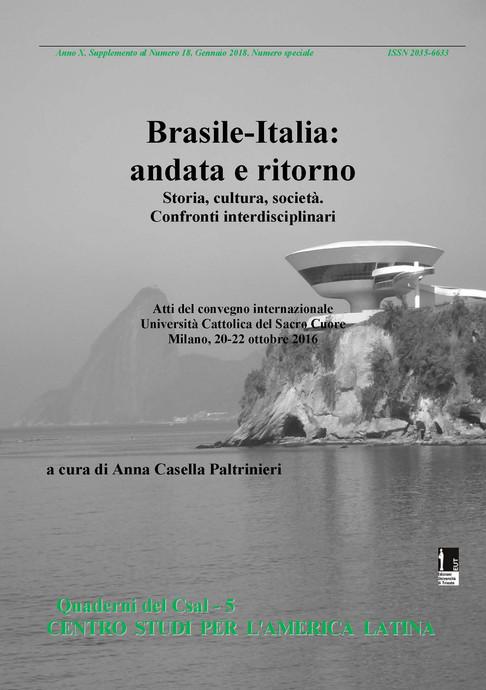 Artigo de Morato na revista italiana Visioni LatinoAmericane
