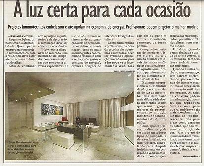 Ulisses Morato - Matéria Jornal O Tempo