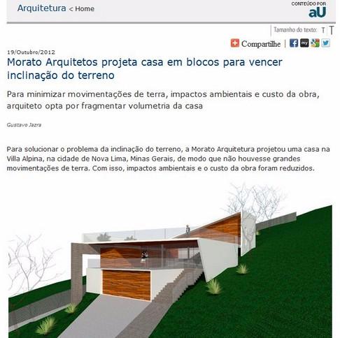 Casa DN em destaque no Portal PINIweb