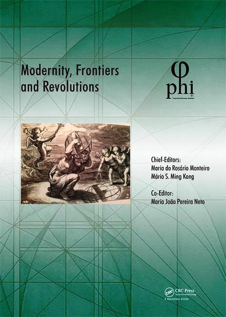 """Morato tem artigo no livro """"Modernity, Frontiers and Revolutions"""""""