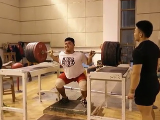 "The principle of ""tenty"" and it's uses for weightlifting."