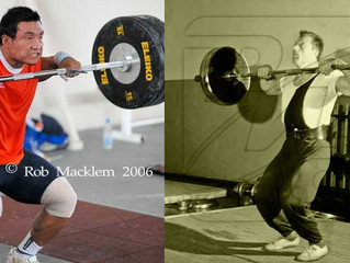 The Implementation of Pulls in Weightlifting