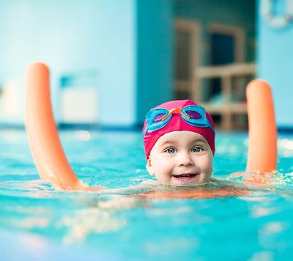 Swimming in Bath