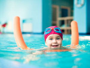 Splish-Splash Swim Time!