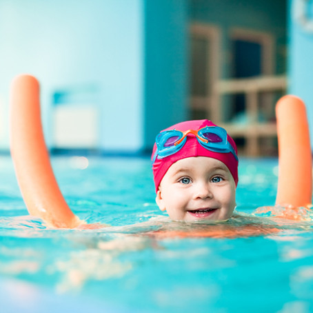 Amazing Benefits of Swimming for children with Special Needs