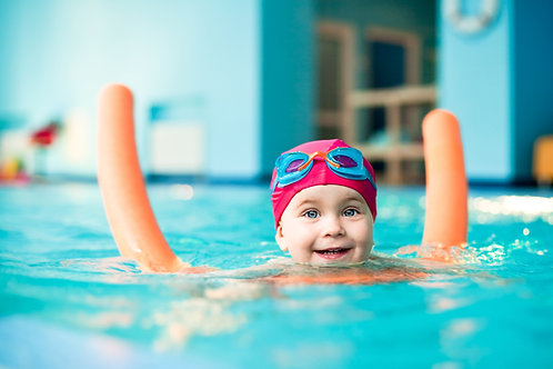 Level 2, Swim Lesson Package, Fridays at 3:30 pm