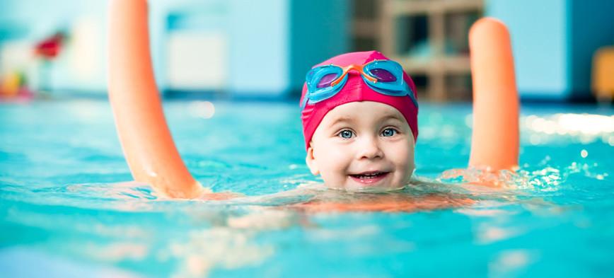 Učenje plavanja