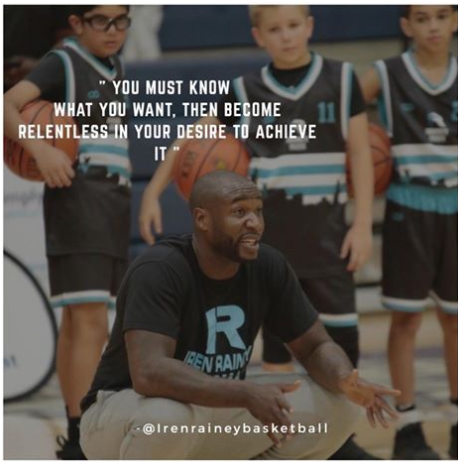 Iren Rainey Basketball
