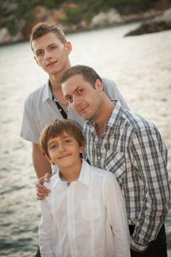 Photographie de Famille Marseille