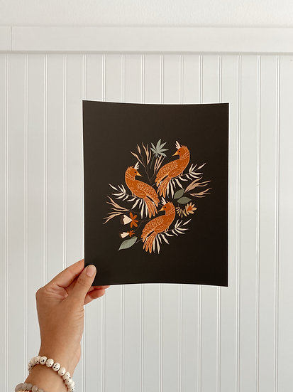 Digital Print at Home Frolick