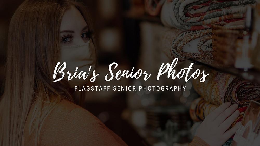 Flagstaff Senior Photographer