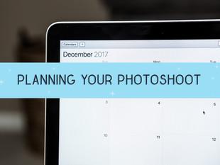 Planning A Kickass Photoshoot!