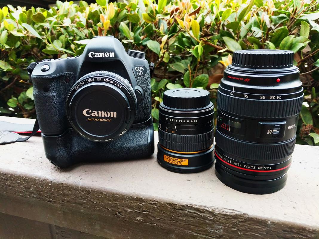 My Go-To Portrait Lenses