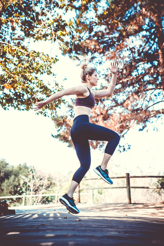 Nike inspired fitness photo