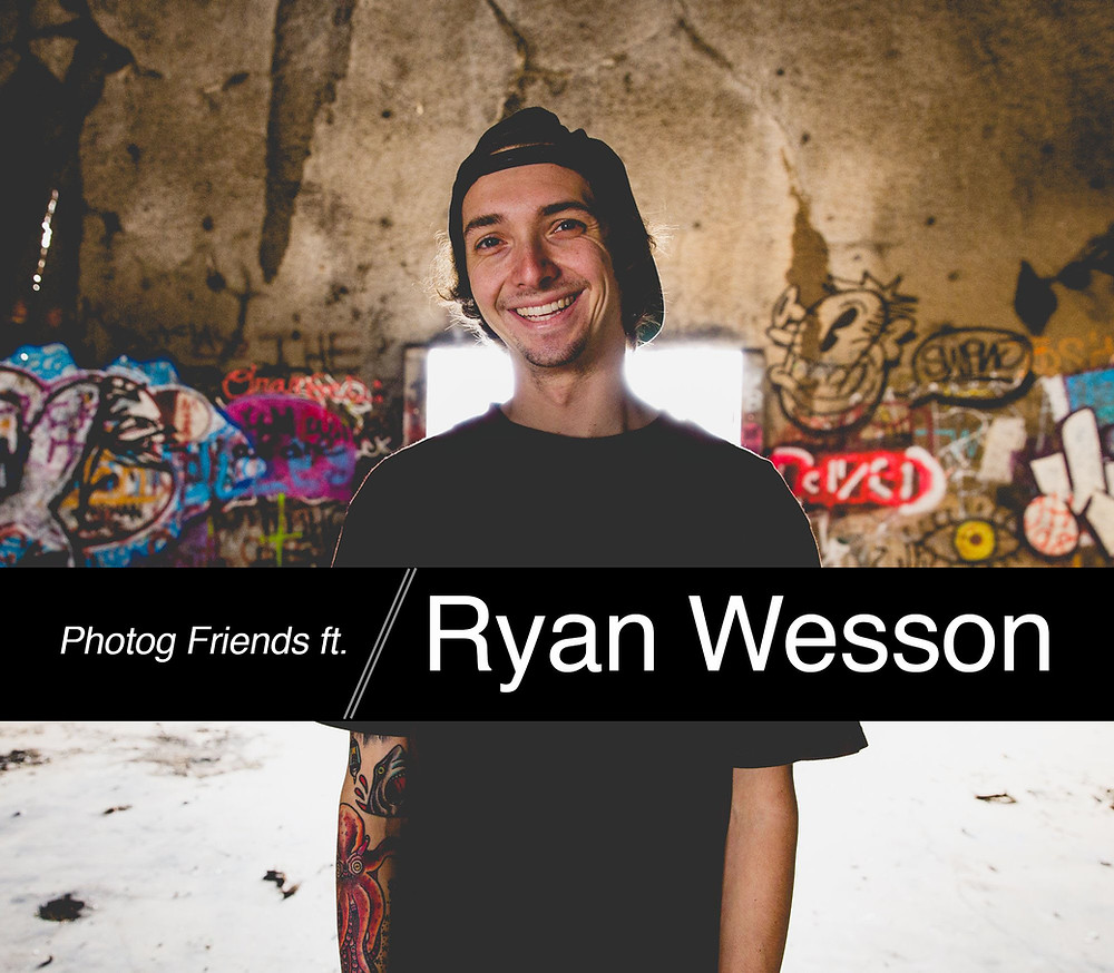 Ryan Wesson Phoenix Arizona Photographer