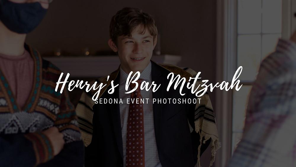 Bar Mitzvah Photographer Sedona