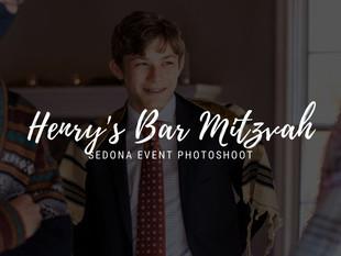 Henry's Bar Mitzvah
