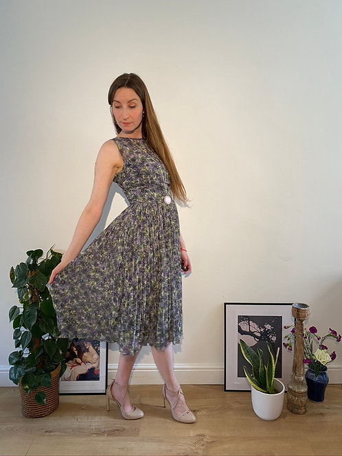 Floral dress from Warehouse in Size Small