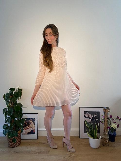 Topshop Soft Pink dress