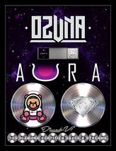Aura 10X Disco Platino