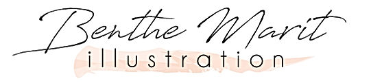 Logo Benthe Marit