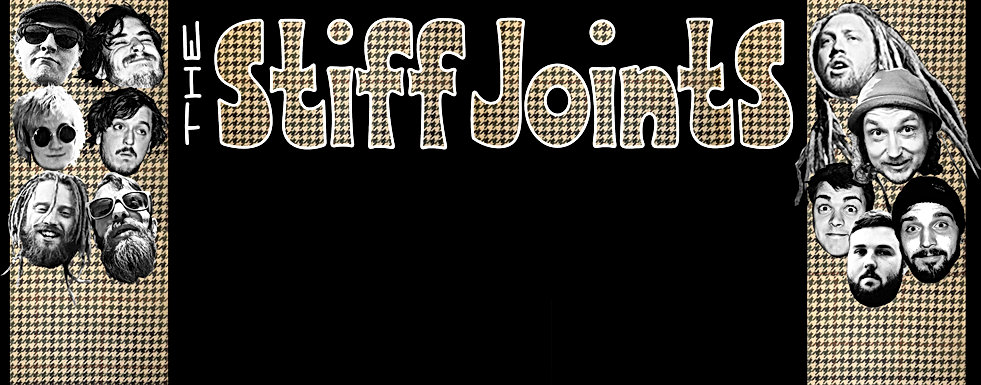 The Stiff Joints, original ska music rom Kidderminster