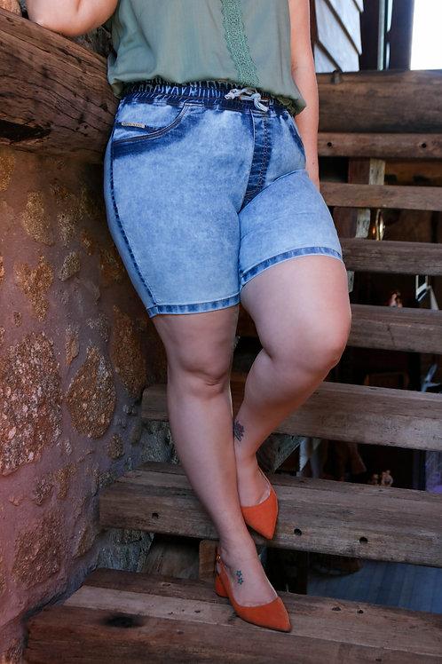 Bermuda Feminina Plus Size Copen Jeans