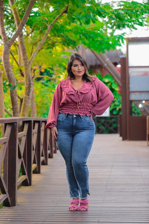 Calça Skinny  Plus Size Copen Jeans