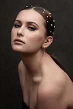 Model: Hana Demeo Agency: Kirsty Bunny Management Image: Tabitha Arthur Photography Studio: Random Group Makeup and Hair by Alana