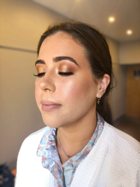 Graduation Makeup for Sophia