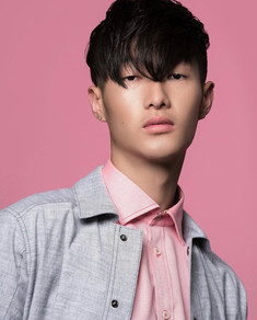 La Vie En Rose Model: Willem Wu Agency: Kirsty Bunny Management Hair: Buoy Salon and Spa Photography: Dave Richards Fashion Stylist: Sopheak Seng Head MUA: Natalee Fisher Assisstant MUA / creator of this makeup: Alana
