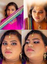 Indian Wedding Photoshoot Model / traditional clothing provider: Dipsee  Photography: Holly Brook Makeup and Hair by Alana.