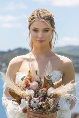 Model: Jaye Tremble Photography: Alexandra Photography Styling, coordination and florals: Serendipidy blooms NZ Dress: Astra Bridal Makeup and hair by Alana.