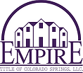 Empire Title of Colorado Springs Logo