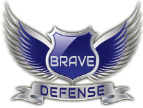 Brave Defense Logo