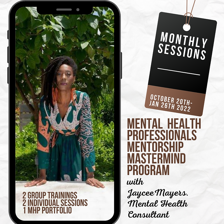 Success with Jay Mental Health Professional Mastermind