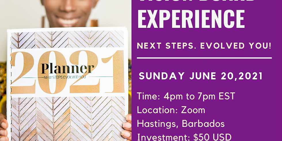 Success With JAY - Vision Board Experience 2021  Summer Edition