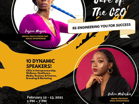 SELF CARE OF THE CEO INTERNATIONAL CONFERENCE.